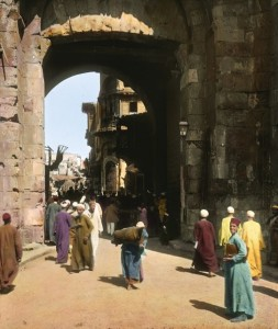Early Colour Photos of Cairo in 1910