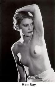 Lee Miller Portrait - Photographer Man Ray