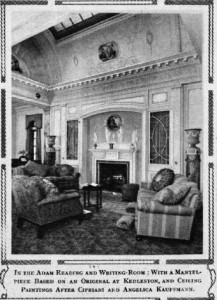 The Music Room on RMS Viceroy of India