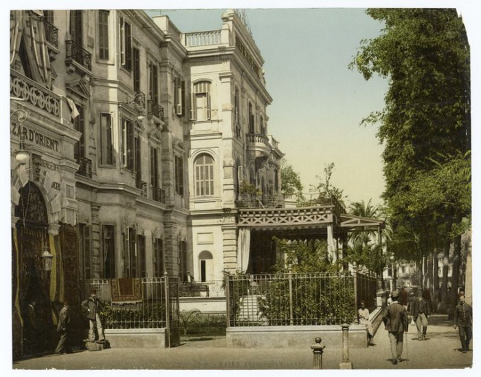 Shepherds Hotel, Cairo