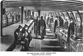 Conditions on the Prison Deck