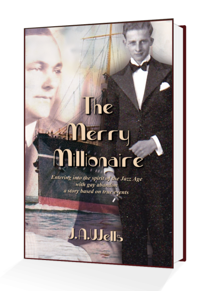 The Merry Millionaire by J.A.Wells