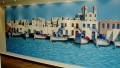 Patmos - A John Wells Apartment Mural