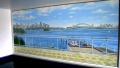 Sydney Harbour - A John Wells Swimming Pool Mural