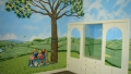 Teddy Bears Picnic View 1- A John Wells Mural